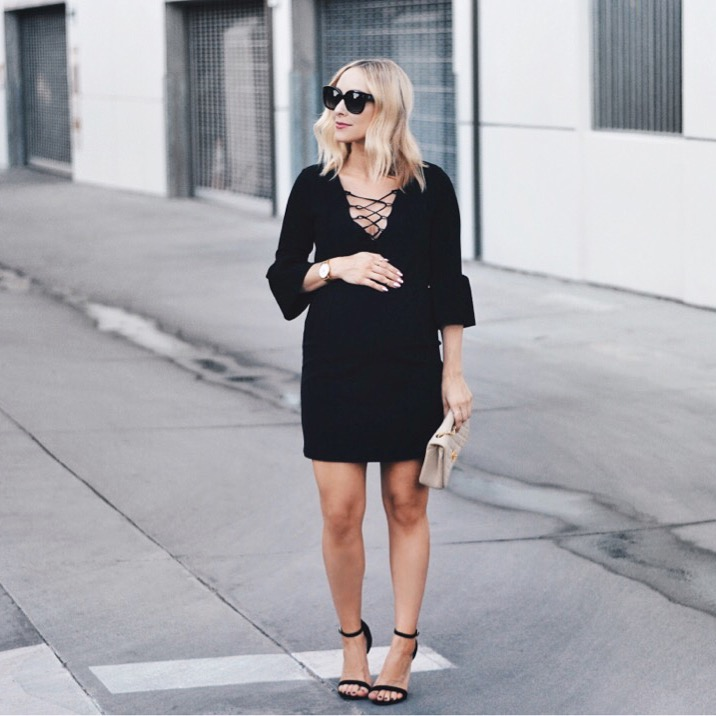 How to style a little black dress LBD